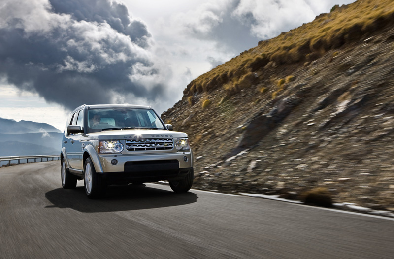 5° Land Rover Discovery 4 3.0 TDV6 55 punti