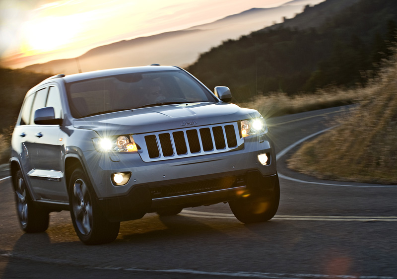 Jeep Grand Cherokee turbodiesel