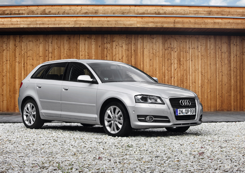 2° Audi A3 Sportback 2.0 TDI 170 CV Attraction 64 punti
