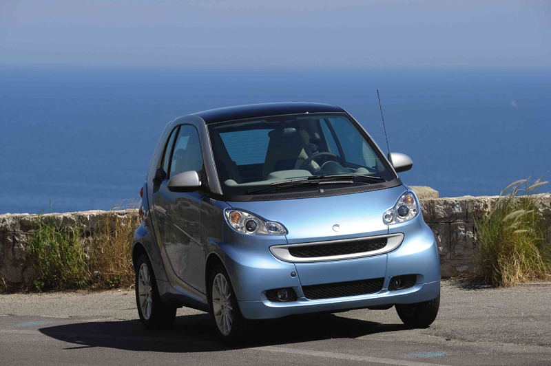 2° Smart fortwo 1000 45 kW 10.210 euro