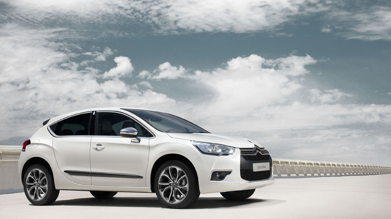 3° Citroën DS4 2.0 HDi Sport Chic 62 punti