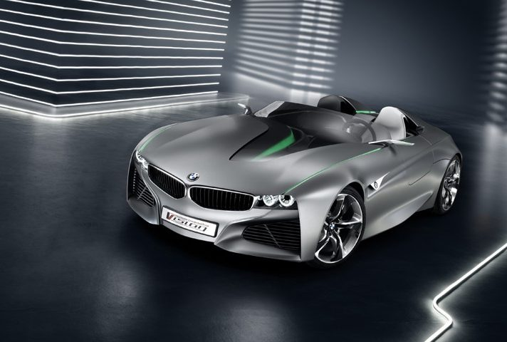 BMW Vision Connected Drive: scoperta tecnologica
