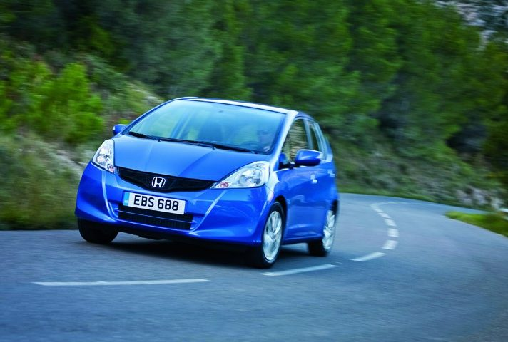 Honda Jazz restyling: la giapponese che convince
