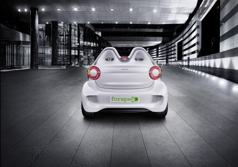 Smart forspeed - Il motore