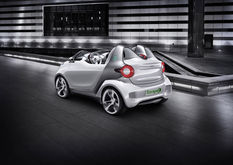 Smart forspeed - L'esterno