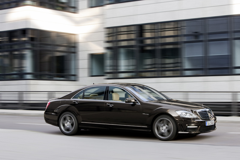 1° Mercedes S 65 AMG 74 punti
