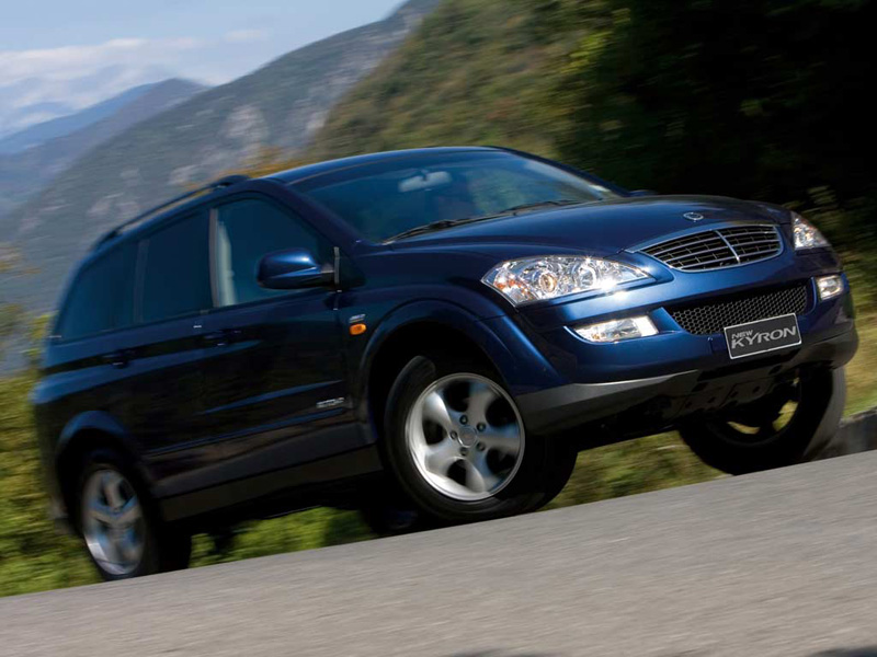 5° Ssangyong New Kyron 2.0 XVT Style 48 punti