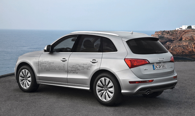 audi q5 hybrid quattro anteprime panoramauto. Black Bedroom Furniture Sets. Home Design Ideas