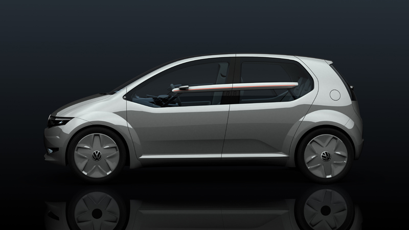 Italdesign Go! - Le dimensioni