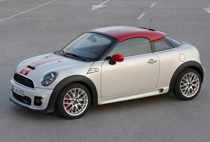 Mini Coupé: due posti secchi e tanto divertimento