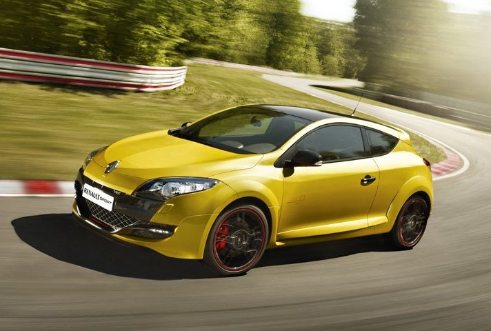 Renault Mégane RS Trophy: emozioni in serie limitata