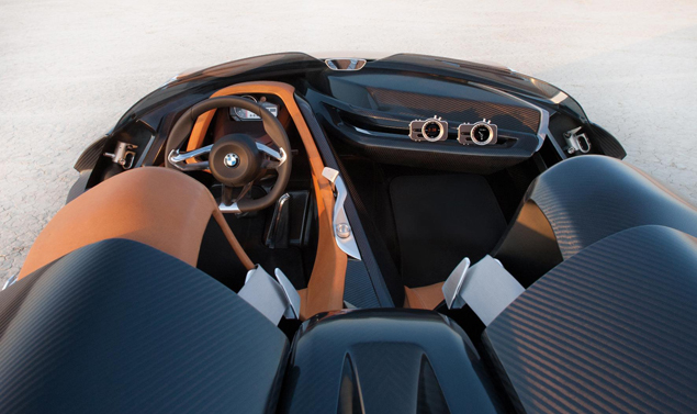 bmw hommage - abitacolo