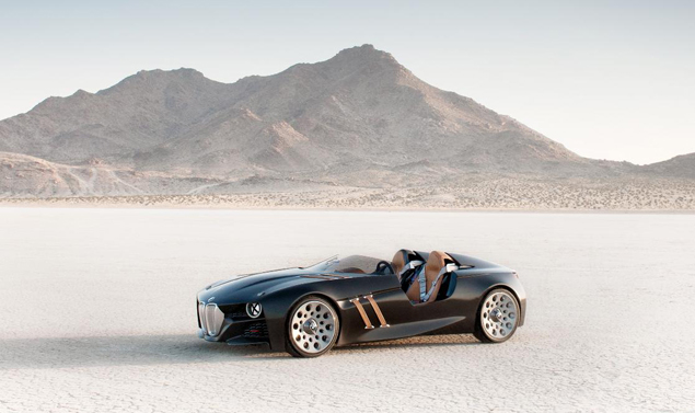 bmw hommage - laterale