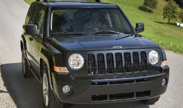 Jeep Patriot 2.2