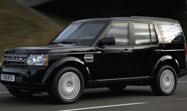 Land Rover Discovery 3.0 TDV6 SE