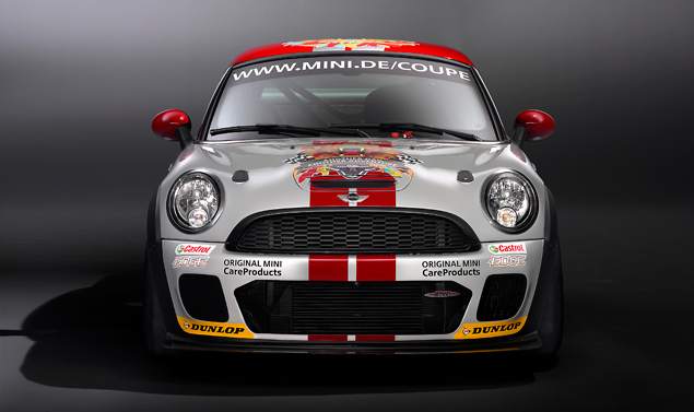 Mini John Cooper Works Coupé Endurance - Frontale