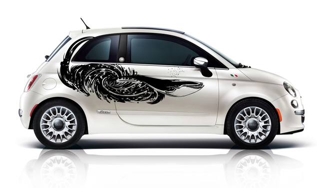 Fiat 500 First Edition - Surprise