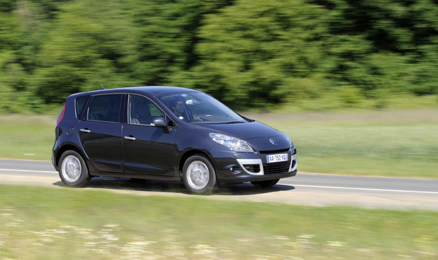 Renault Scenic Laterale