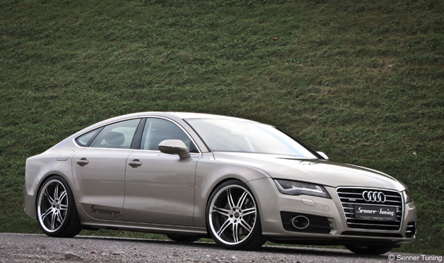 Audi A7 Tuning - Frontale