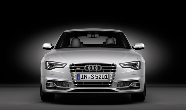 Audi A5 S5 - Il frontale