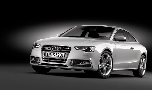 Audi A5 S5 Il frontale