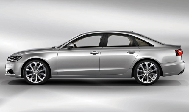 Audi A6 Laterale