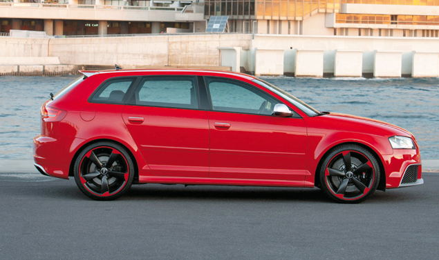Audi RS3 Laterale