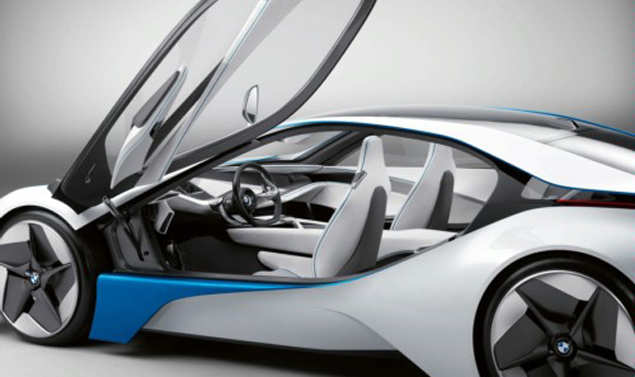 BMW Vision Efficient Dynamics - Fiancata