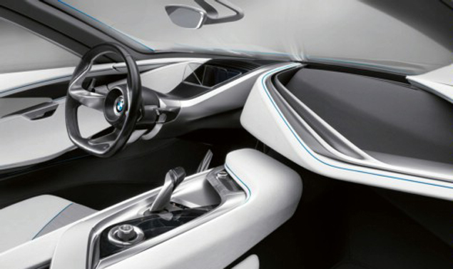 BMW Vision Efficient Dynamics - Interni