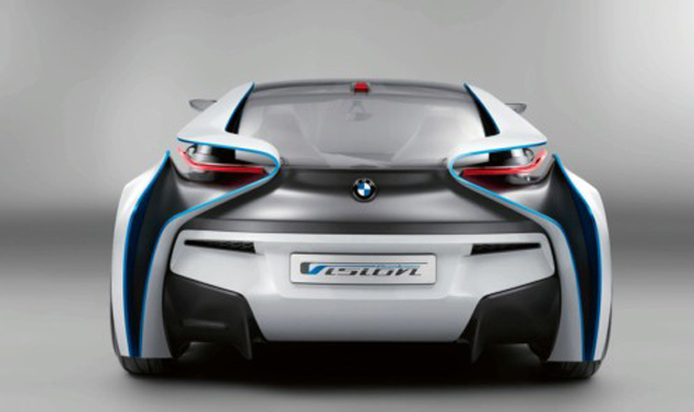 BMW Vision Efficient Dynamics - Posteriore