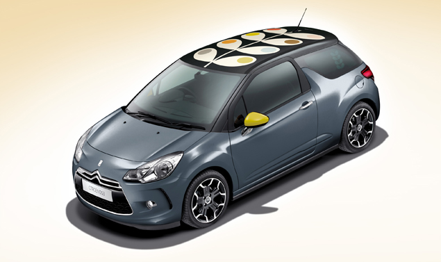 Citroen DS3 - tettino