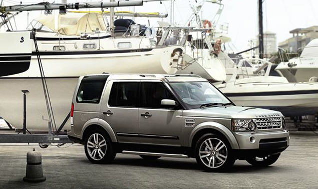 Discovery 4 Model Year 2012