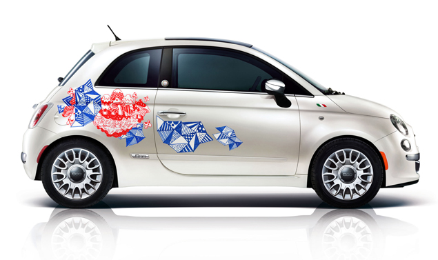 Fiat 500 First Edition - Fairy Tale
