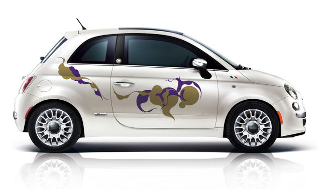 Fiat 500 First Edition - Follow your instinct
