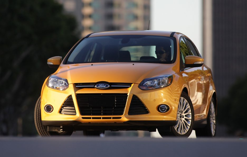 Ford Focus 2012 - Frontale