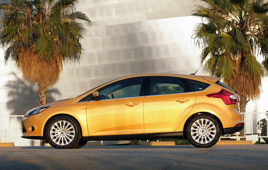Ford Focus 2012 - Laterale
