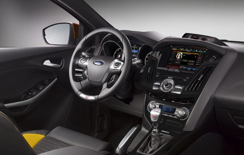 Ford Focus ST 2012 - Abitacolo