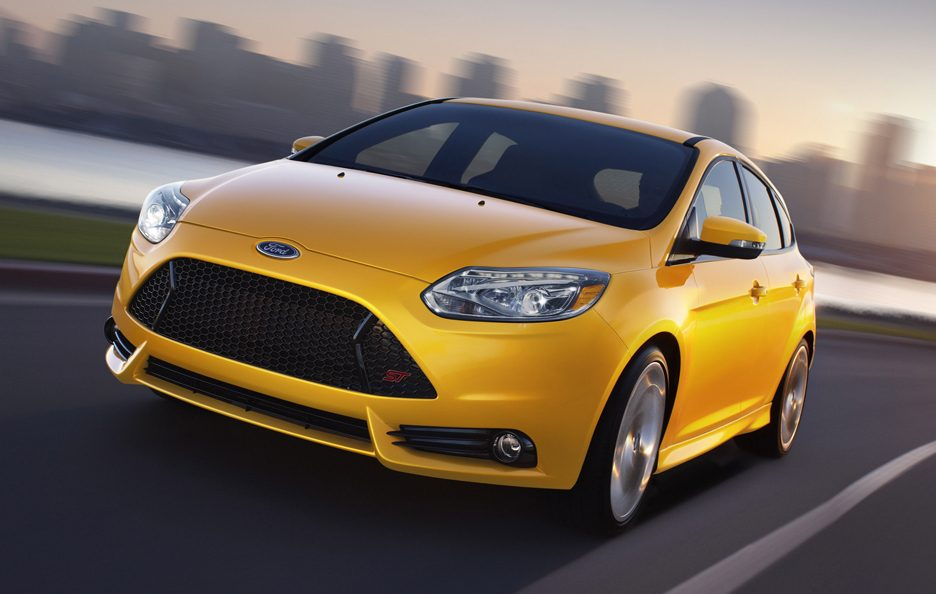 Ford Focus ST 2012 - Frontale