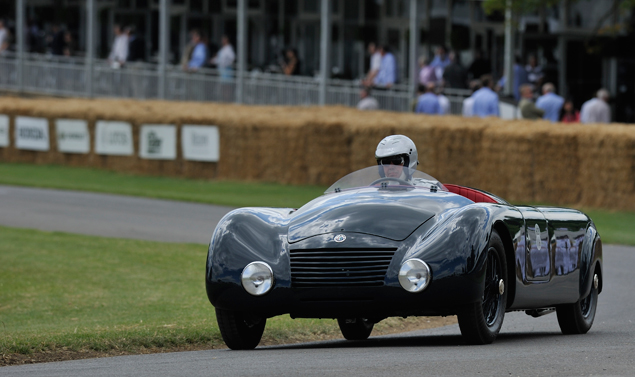 Goodwood Festival of Speed 2011 - Auto d'epoca