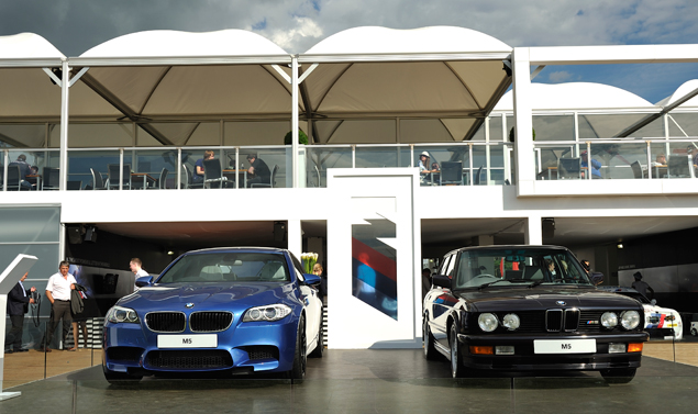 Goodwood Festival of Speed 2011 - BMW M5