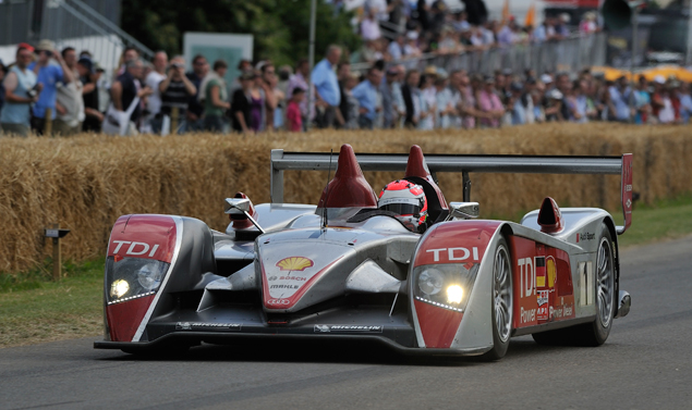 Goodwood Festival of Speed 2011 - Bolide in pista