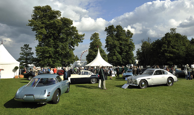 Goodwood Festival of Speed 2011 - Esposizione d'auto