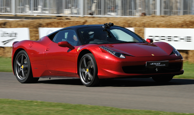 Goodwood Festival of Speed 2011 - Ferrari