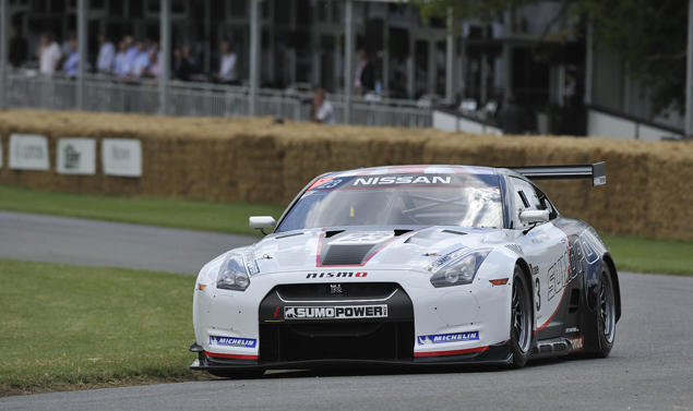 Goodwood Festival of Speed 2011 - In pista