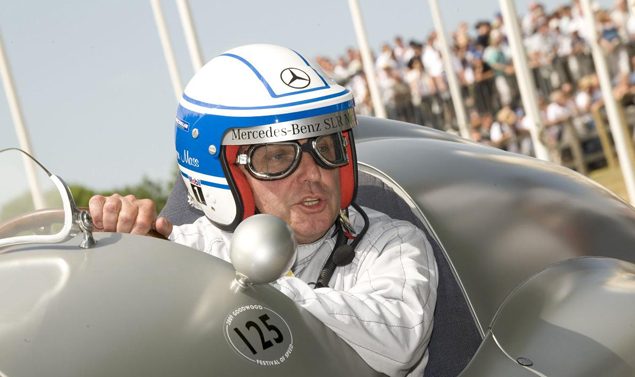 Goodwood Festival of Speed 2011 - Mercedes