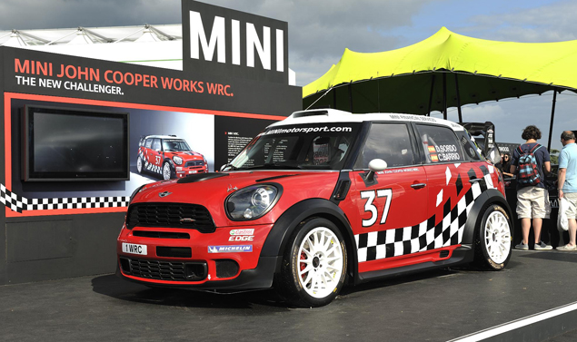 Goodwood Festival of Speed 2011 - Mini