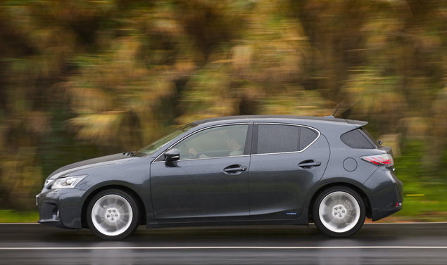 Lexus CT 200H Laterale