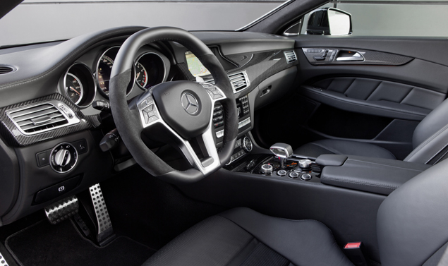 Mercedes CLS AMG Interni