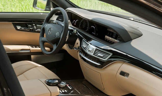 Mercedes Classe S Grand Edition - Interni