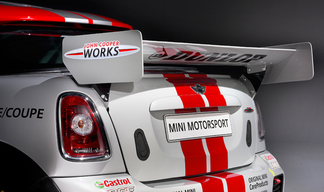 Mini John Cooper Works Coupé Endurance - Alettone